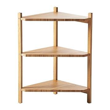 Ikea Ragrund Lavaboétagère Dangle Le Bambou 34x60 Cm