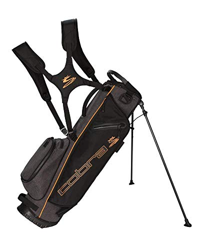 Cobra Golf 2019 Ultralight Sunday Bag (Black)