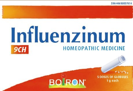 Homeopathic Influenzinum for Flu