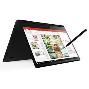 Lenovo-Flex-14-2-in-1-Convertible-Laptop-14-Inch-FHD-Touchscreen-Display-AMD-Ryzen-5-3500U-Processor-12GB-DDR4-RAM-256GB-NVMe-SSD-Windows-10-81SS000DUS-Black-Pen-Included