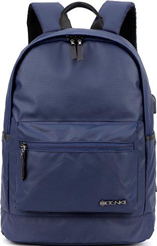 a6d997754c3d Backpack w  USB Charging Port Fits UNDER 15