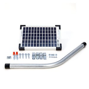 5 Watt Solar Panel Kit (FM121) for Mighty Mule Automatic Gate Openers