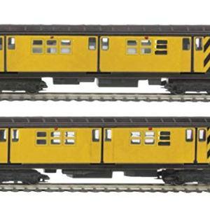 MTH TRAINS; MIKES TRAIN HOUSE MTA R-17 2 CAR Subway Set PS3 41TSnTxuv L