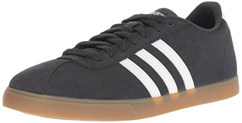 adidas Women's Shoes | Courtset Sneakers, Collegiate Navy/White/Metallic Gold, ((8.5 M US)