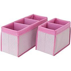 2 Piece Nursery Organizer Set
