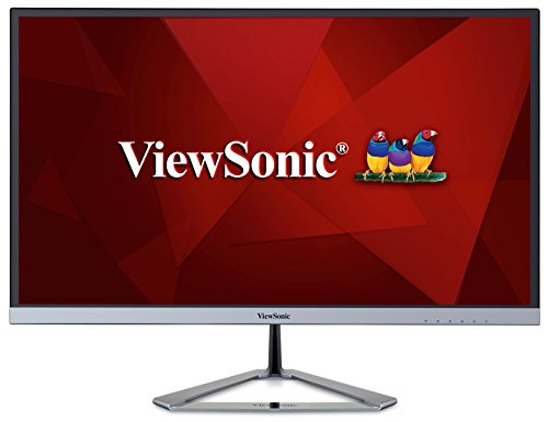 ViewSonic VX2776-SMHD 27 Inch 1080p Frameless Widescreen IPS Monitor with HDMI and DisplayPort