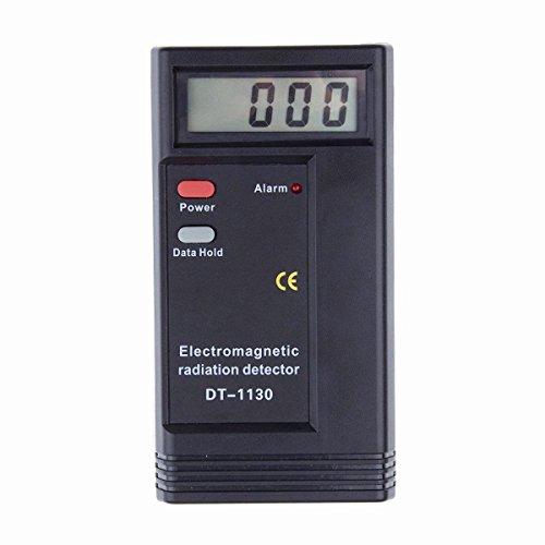 C-zone 50-2000MHz LCD Electromagnetic Radiation Detector EM Meter Dosimeter-Black