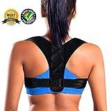 DAKIK Posture Corrector for Women Men - Effective Comfortable Adjustable Posture Corrector - FDA Approved Posture Support - Back Brace - Kyphosis Brace