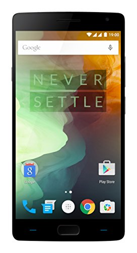 OnePlus 2 Unlocked Smartphone, 64GB Sandstone Black (US Warranty – Model A2005)