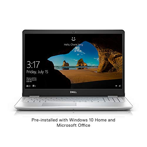 Dell Inspiron 5584 15.6 Inch FHD Laptop (8th Gen Core i7-8565U/8GB/1TB HDD + 512GB SSD/Windows 10 + MS Office/4GB Nvidia Graphics/Silver) 193