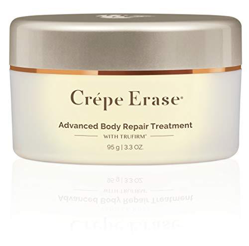 Crépe Erase Advanced – Advanced Body Repair Treatment with Trufirm Complex & 9 Super Hydrators – Original Citrus Scent – Introductory Size/3.3 Ounces