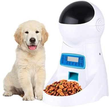 pecticho-Pet-Feeder-Automatic-Cat-Feeder-Pet-Dog-Food-Dispenser-Feeder-for-Small-Medium-Large-Cat-Dog-4-Meal-Timer-Programmable-Voice-Recorder-Portion-Control