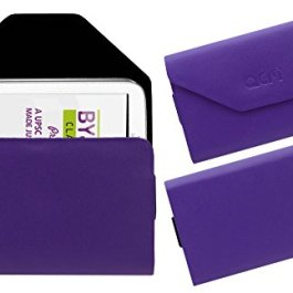 Acm Pouch Case Compatible with Byju Learning Tab 10.1 Inch Tablet Flip Flap Cover Purple