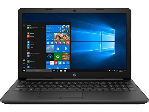 HP 15 db1069AU 15.6-inch Laptop (3rd Gen Ryzen 3 3200U/4GB/1TB HDD/Windows 10/MS Office/Radeon Vega 3 Graphics), Jet Black