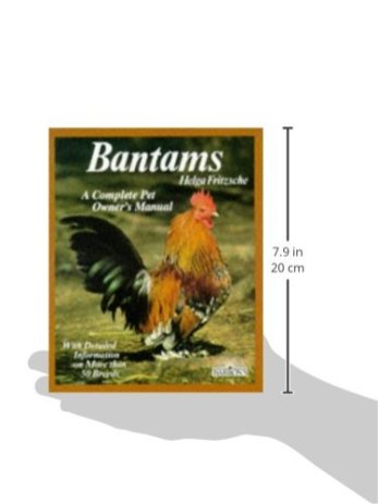 Bantams-Complete-Pet-Owners-Manuals-Paperback--August-28-1986