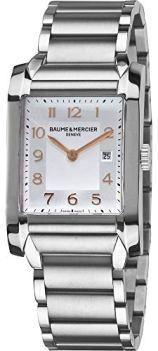 Baume & Mercier Hampton Rectangular 10020