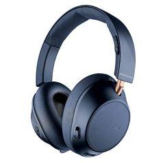 Plantronics BackBeat Go 810 211821-99 Headphones with Mic (Blue)