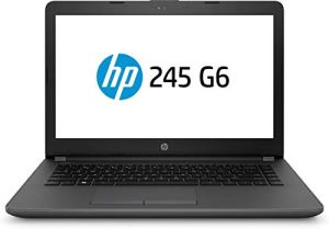 HP Business Notebook 245-G6 Laptop AMD A9 – 9425 Processor | 4GB DDR4 | 1TB | DOS – HP