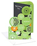 American Greetings Goodbye Good Luck Congratulations Card from Group with Foil