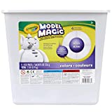 Crayola Model Magic White, Modeling Clay Alternative, 2 lb. Bucket, Gift
