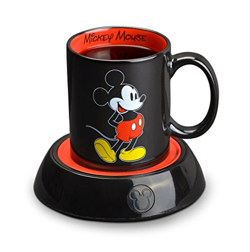 CUTE! Mickey Mouse Mug & Warmer - LOW PRICE!