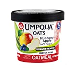 Umpqua Oats Oatmeal, 12 Count - Blueberry Apple Not Guilty
