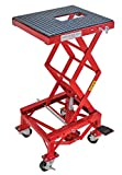 Extreme Max 5001.5083 Hydraulic Motorcycle Lift Table - 300 lb.
