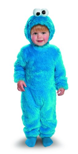 Disguise Costumes Sesame Street Light Up Cookie Monster Cost
