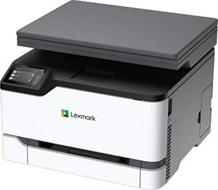 Lexmark-MC3224dwe-Color-Multifunction-Laser-Printer-with-Print-Copy-Scan-and-Wireless-Capabilities-Two-Sided-Printing-with-Full-Spectrum-Security-and-Prints-Up-to-24-ppm-40N9040-White-Gray