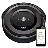 iRobot Roomba E5 (5150) Robot Vacuum - Wi-Fi Connected, Works with Alexa, Ideal for Pet Hair, Carpets, Hard, Self-Charging Robotic Vacuum