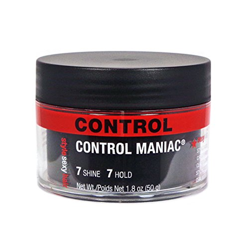 SEXYHAIR Style Control Maniac Styling Wax, 1.8 oz.