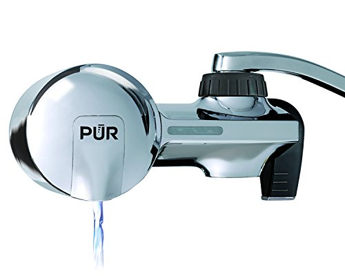 PUR PFM800HX Horizontal FM 1 MineralClear Filter, Chrome w/Bluetooth