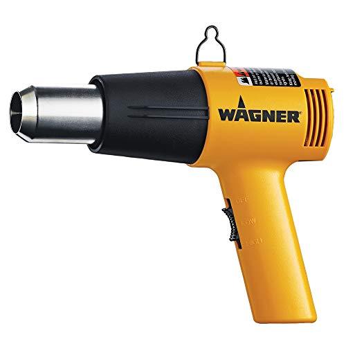 Wagner Spraytech Wagner 0503008 HT1000 Heat Gun 2 Temp Settings 750ᵒF & 1000ᵒF,