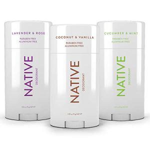 Native Deodorant - Natural Deodorant For Women and Men - 3 Pack - Contains Probiotics - Aluminum Free & Paraben Free… 15