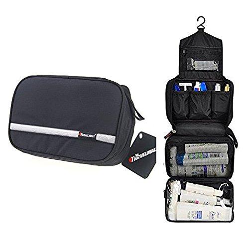 Travel Toiletry Bag Business Toiletries Bag for Men Shaving Kit Waterproof...
