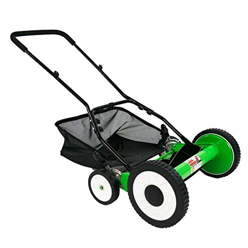 DuroStar 16' 5-Blade Height Adjustable Push Reel Mower