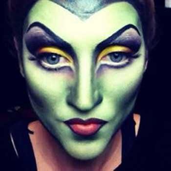 Halloween Witch Makeup Set