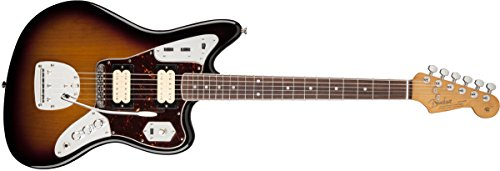 Fender 6 String Solid-Body Electric Guitar, Right Handed, 3-Color Sunburst (0143001700)