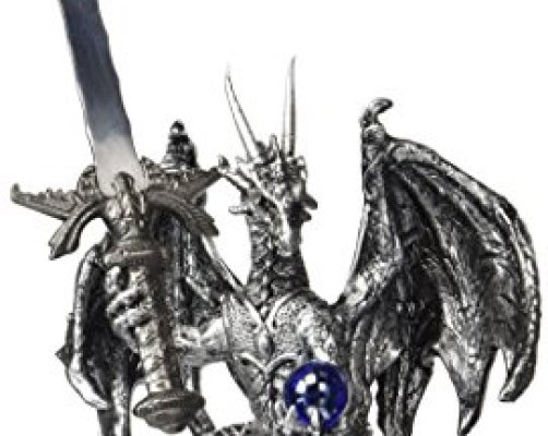 Top 10 best collectible pewter dragon statues top reviews no place called home - Pewter dragon statues ...