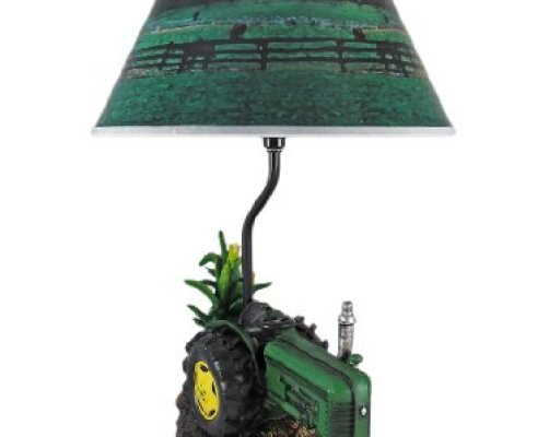 Jd Green Lamp Shades : Top best john deere lamps reviews no place