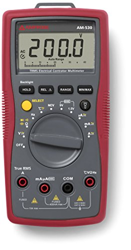 TRMS electrical contractor multimeters