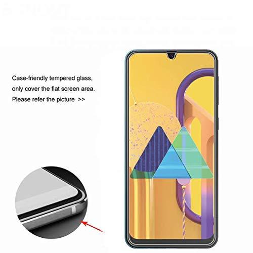 Soezit Samsung Galaxy M21 Tempered Glass Screen Protector 3