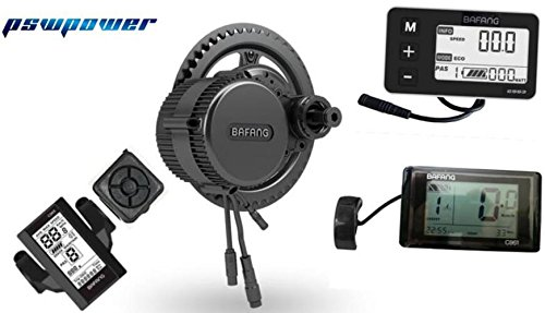 Bafang 8fun Mid Drive Crank Motor 48v 750w 25A BBS02 from TYRO EV