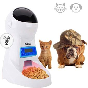 PetCul-Automatic-Cat-Feeder-3L-Pet-Food-Dispenser-Feeder-for-Medium-Large-Cat-Dog-4-Meal-Voice-Recorder-Timer-Programmable-Portion-Control