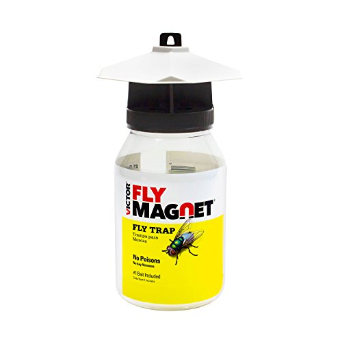 Safer Brand Victor M380 Fly Magnet Reusable Trap with Bait