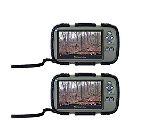 Stealth Cam SD Card Reader and Viewer with 4.3″ LCD