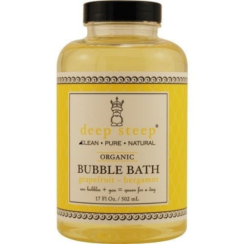 Bubble Bath With Organic Ingredients