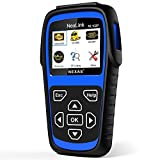 Heavy Duty Truck Scan Tool NL102 Plus Auto Scanner with DPF/Sensor Calibration/Oil Reset + Check Engine for Cars; Truck & Car 2 in 1 Code Reader (NL102 Plus)