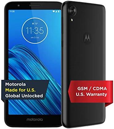 Moto E6   Unlocked   Made for US by Motorola   2/16GB   13MP Camera   Blue