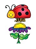 Carson Dellosa D.J. Inkers Ladybugs Bulletin Board Set (610039)
